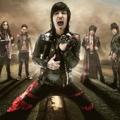 Escape the Fate NEW PROMO 2013 PNG