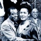 Billie Holiday (with Louis Armstrong)