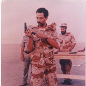 Abade Al Johar - 1991 - Iraq War II