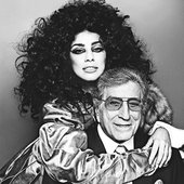 Lady GaGa & Tony Bennett by Steven Klein