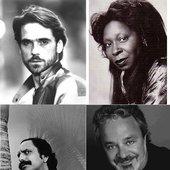 Jeremy Irons, Whoopi Goldberg, Cheech Marin & Jim Cummings
