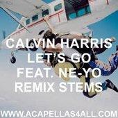Carly Rae Jepson & Calvin Harris