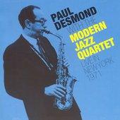 Paul Desmond & The Modern Jazz Quartet