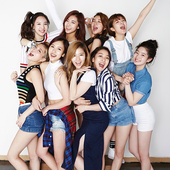 TWICE For GQ Korea April Issue