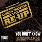 Eminem, 50 Cent, Lloyd Banks And Introducing Cashis