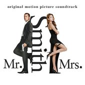 Mr and Mrs Smith Soundtrack