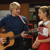 Dianna Agron & Chord Overstreet