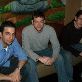 Billy Bauer, Chris Lorenzetti, James Williams