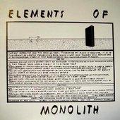 Elements of Monolith