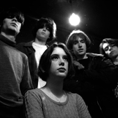 Slowdive, March 1991
