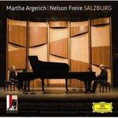Martha Argerich, Nelson Freire
