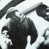 1995  ZEEBRA, K DUB SHINE, MC SHIRO