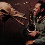 Eddie Lockjaw Davis - 1961 - Afro-Jaws (Riverside)