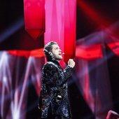 Чезар на конкурсе песни Евровидение 2013 в Мальмё