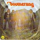 "Ex-Yugoslavian 70s Progressive Rock Band \""Boomerang\"""