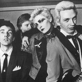 Siouxsie and the Banshees 1976