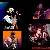 Абразия , djuice music drive 2009