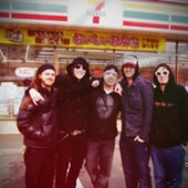 scapegoat touring japan 2009