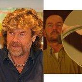 Reinhold Messner & Wolfram Wessels
