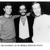 Al Di Meola;John McLaughlin;Paco De Lucia