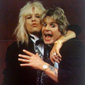 Vince Neil and Ozzy Osbourne