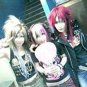 Rei, Waka and Hiko ^-^