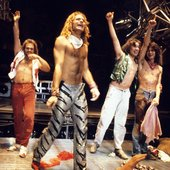 Van Halen 1984 Glory Days End Of The Show