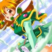 Yui - traje vento