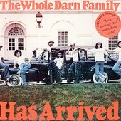 Tyrone Thomas & The Whole Darn Family