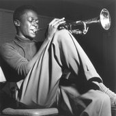 Miles Davis, by Francis Wolff