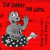 The Sneaky Sea Lions