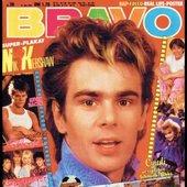Bravo Cover 1984