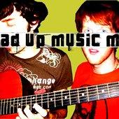 Head Up Music Man