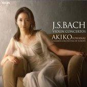 Akiko Suwanai & Chamber Orchestra Of Europe