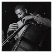 Ron Carter, Englewood Cliffs, NJ 1965.