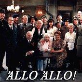 'Allo 'Allo Team 3
