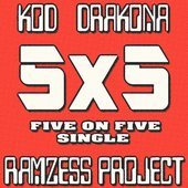 Kod-drakona single Five on Five