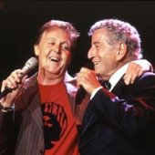 Tony Bennett & Paul McCartney