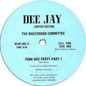 Masterdon Committee