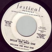 William The Wild One