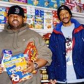Raekwon & Snoop Dog