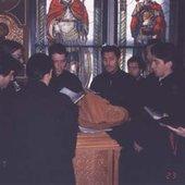Serbian Byzantine choir Moisey Petrovich