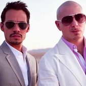 Marc Anthony & Pitbull