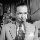 Jimmy Dorsey pictured in 1947