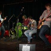 The legendary Café Wilhelmina gig in 2010