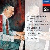 Vladimir Ashkenazy; André Previn & London Symphony Orchestra