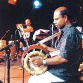 Dieter Weberpals (fl) + Ramesh Shotham (tavil) Argile Idjo-Tour 1995