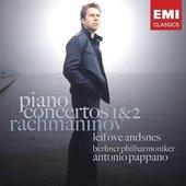 Leif Ove Andsnes; Antonio Pappano: Berlin Philharmonic Orchestra