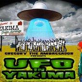 U. F. O in Yakima