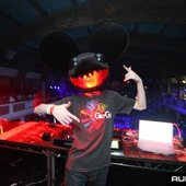 Deadmau5 @ Mansion Halloween Bash
